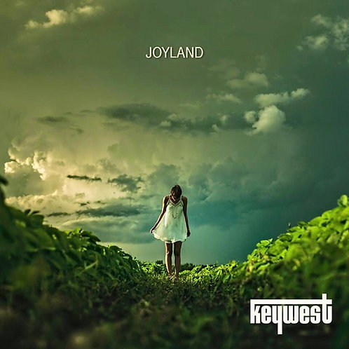 JOYLAND CD ( signed )