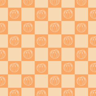 Tangerine Pattern