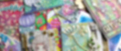 Creative Collage - Background for Websit