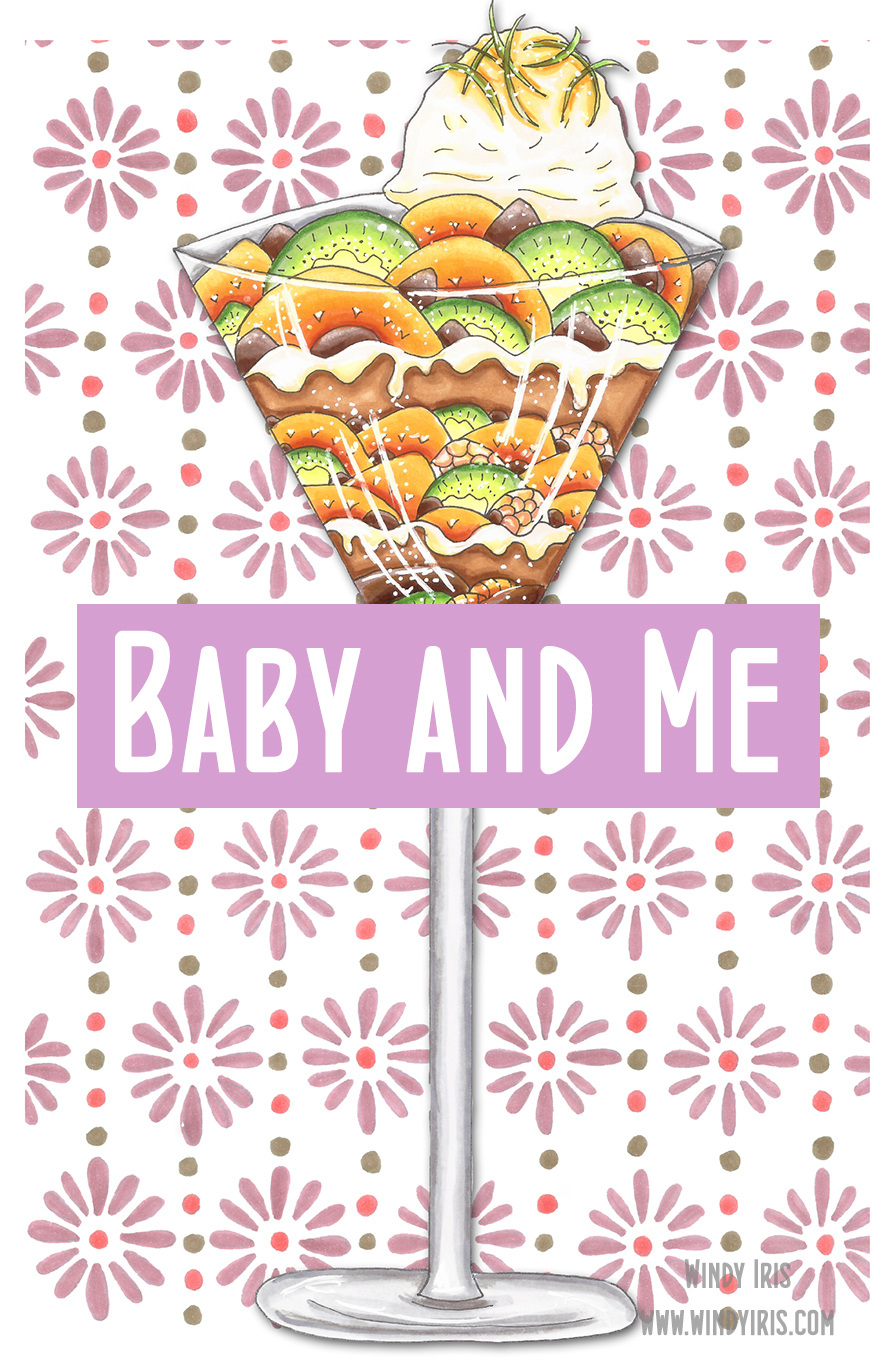 Baby and Me Cover Image