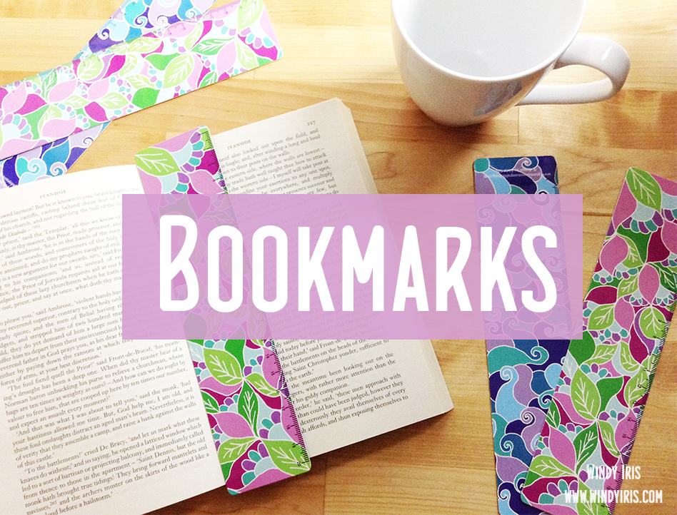 Bookmarks Cover