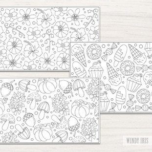 App Coloring Pages