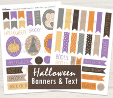 Halloween Elements - Windy Iris