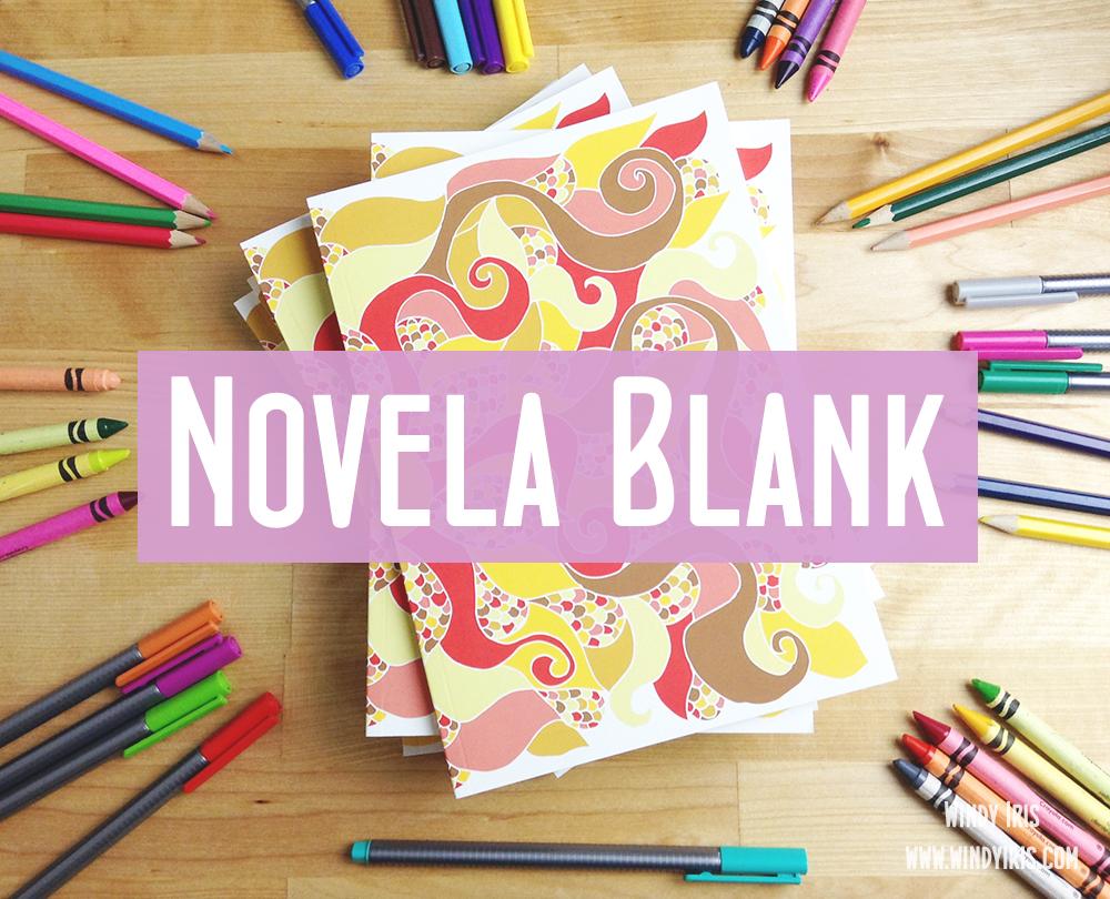 Novela Blank Cover