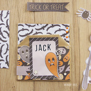 Halloween Loaded Pocket