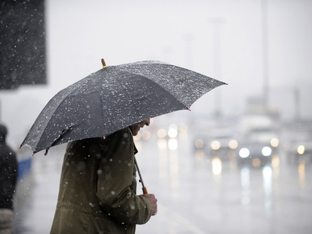 Tips for Staying Dry on a Rainy Day