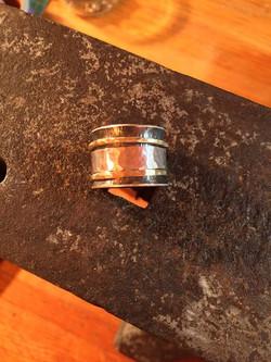 """""""Spinner"""" rings"""