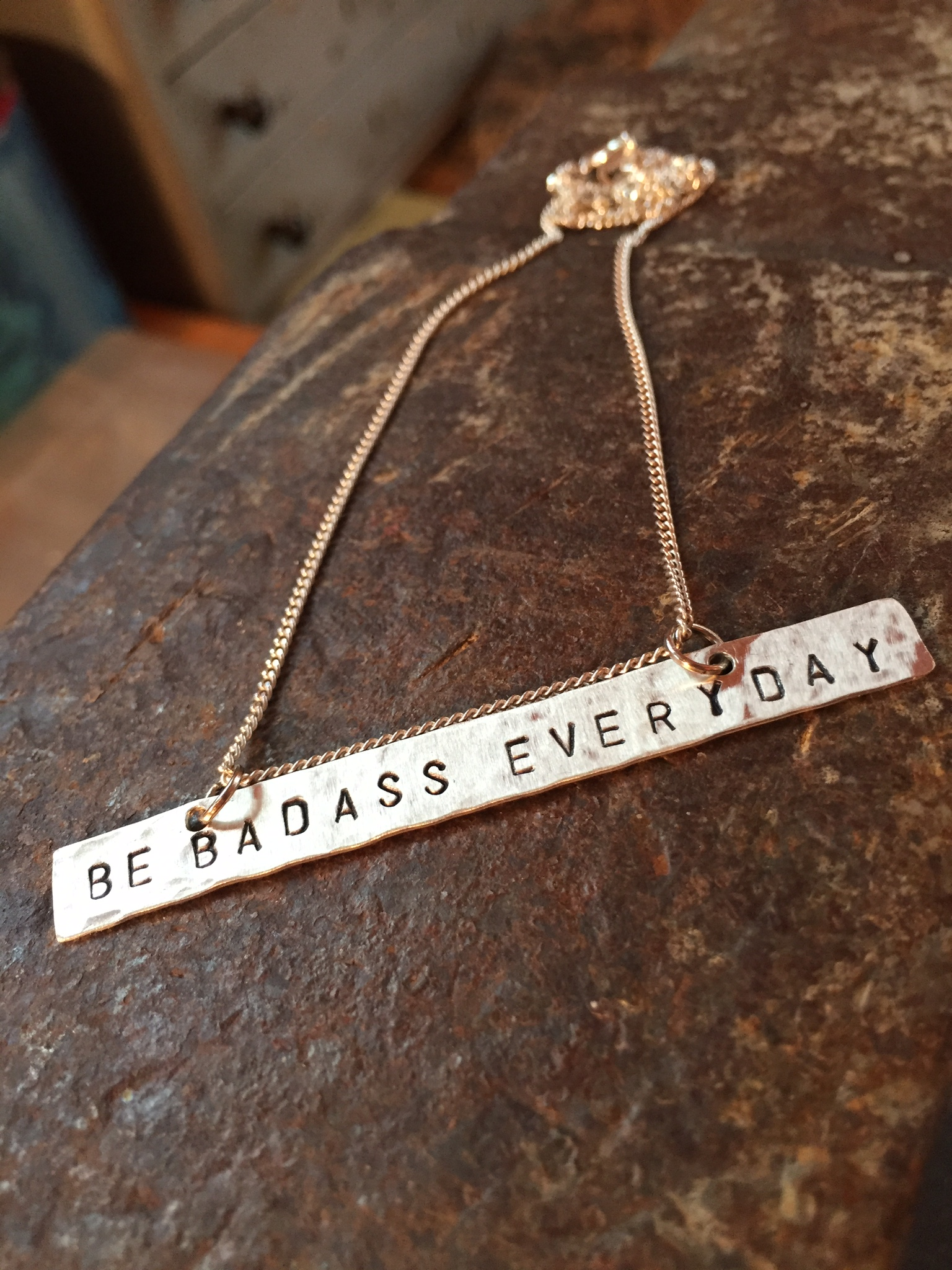 """""""Badass"""" - Be the best you!"""