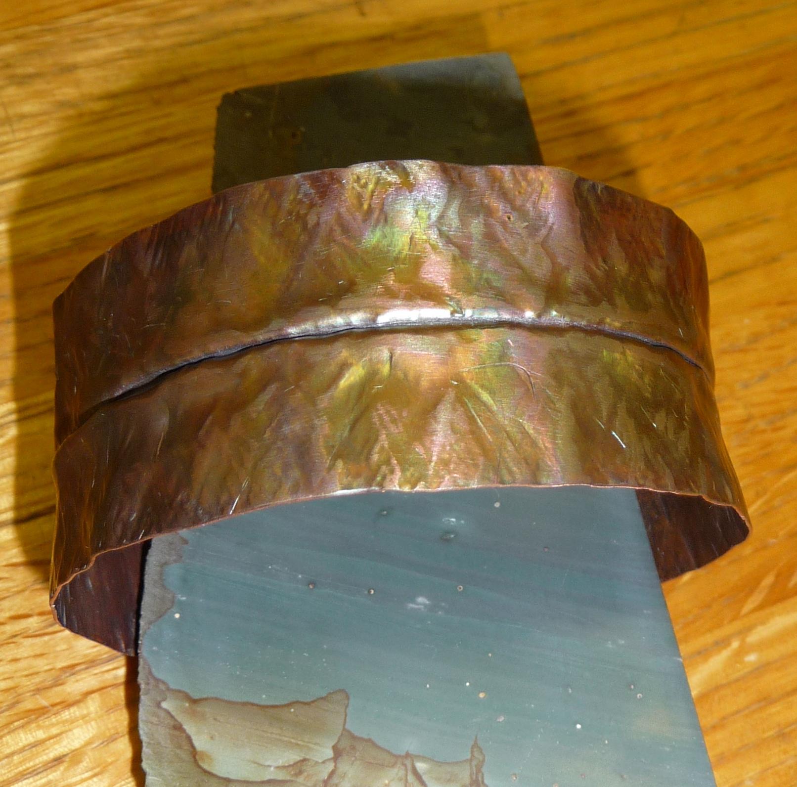 Original copper cuff