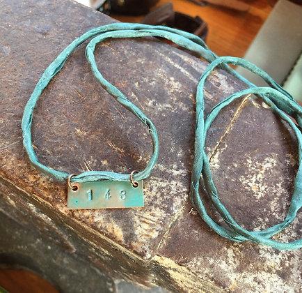 """""""1 4 3"""" Necklaces"""