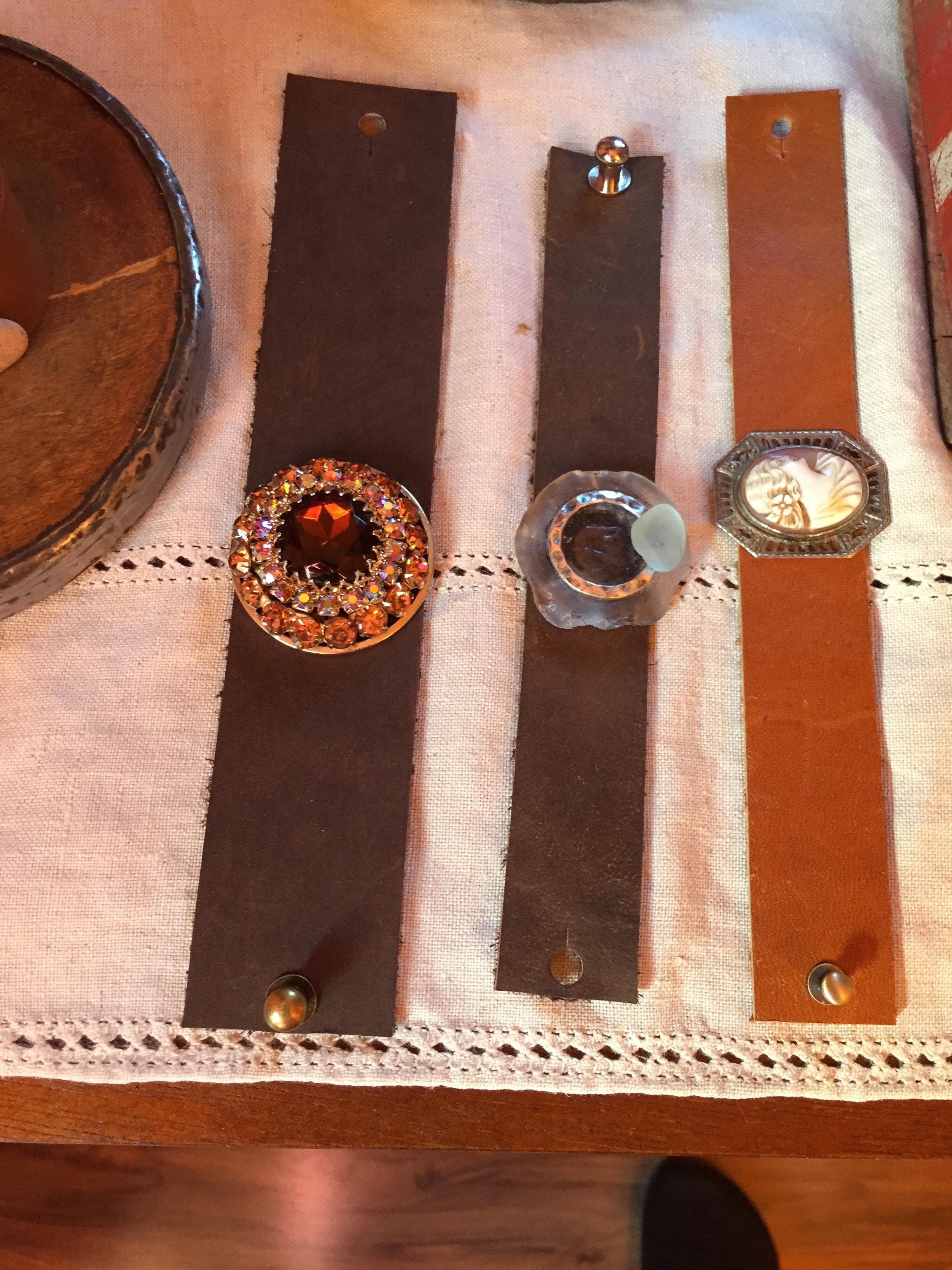 Family heirloom cuffs