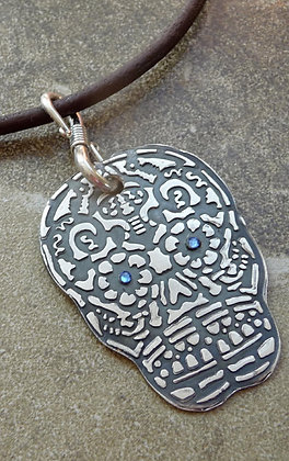 Original Day of the Dead necklace