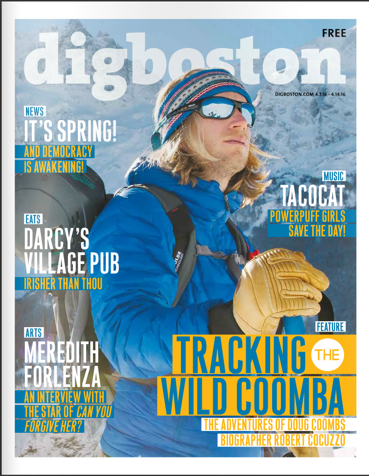 DIG BOSTON COVER STORY