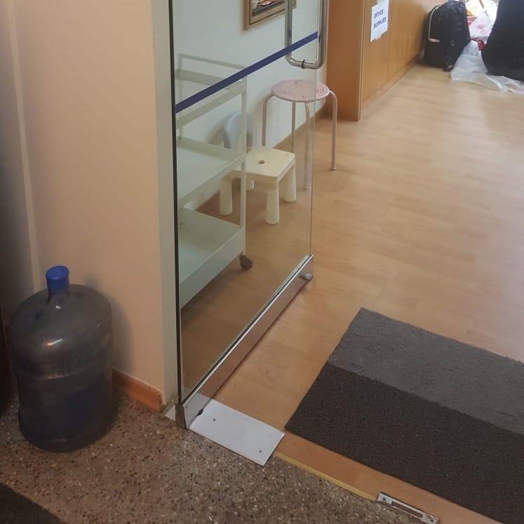 Nikawa Floor Spring