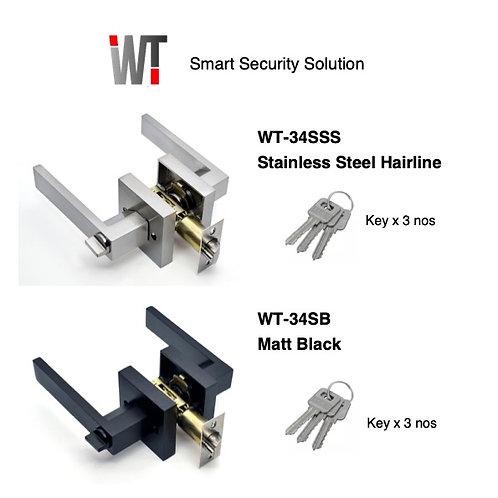 WT-34S Lever Handle Lock
