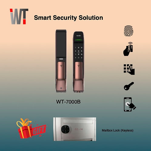 WT-7000M Digital Lock