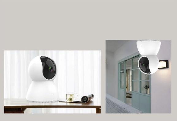 Smart Security IP Camera