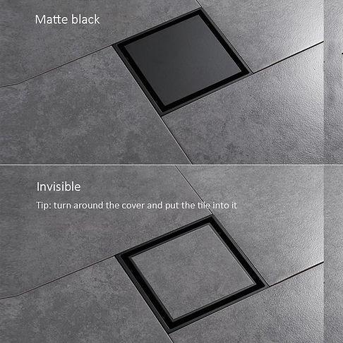 Designer Floor Trap