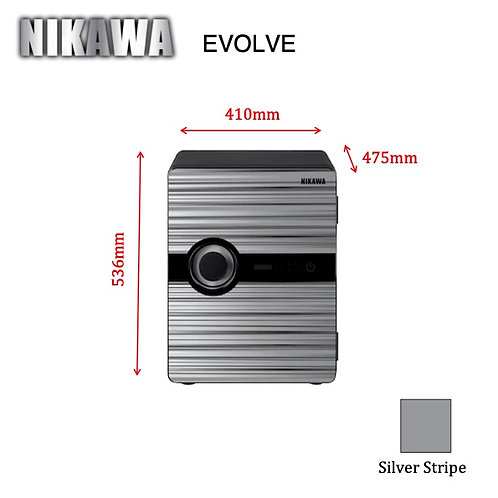 Nikawa Evolve Safe 40-SS