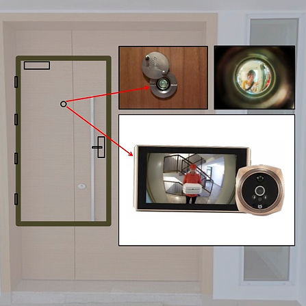WT Smart Door Viewer