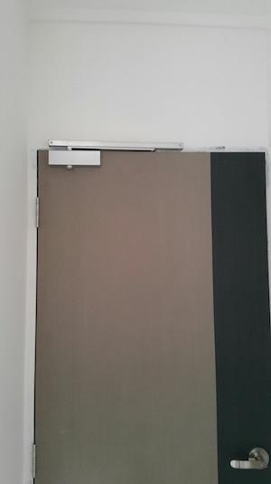 Door Closer & Slidearm
