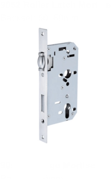Roller Mortise Lockset