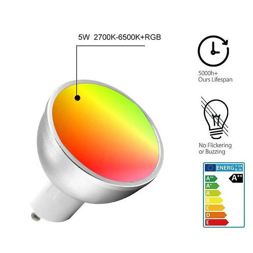 Eureka Smart GU10 Bulb