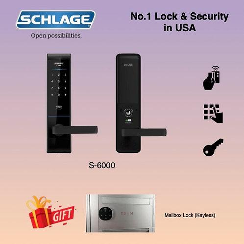 Schlage S-6000
