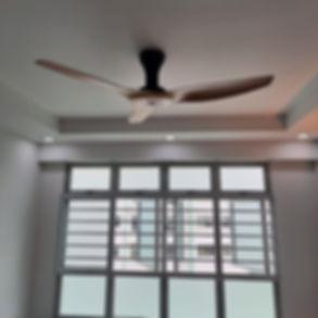 Haiku | Eureka | Ceiling Fan