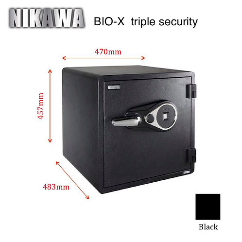 Nikawa Safe 1818F