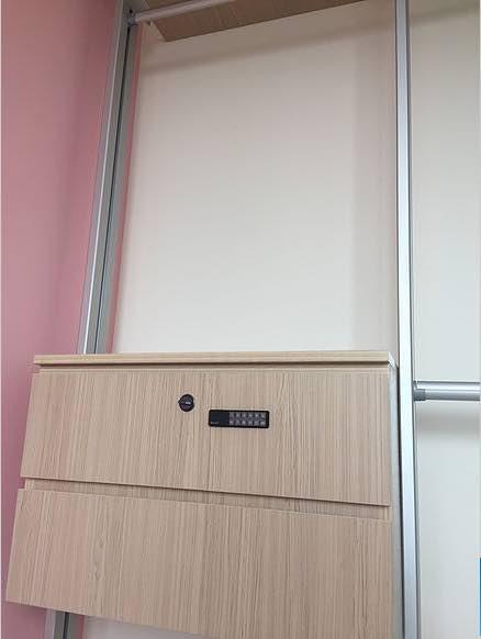 Cabinet Digital Lock