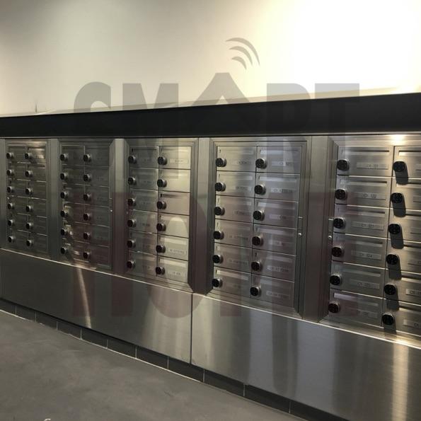 WT Mailbox Lock