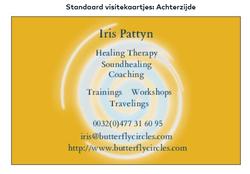 Backsite Business card