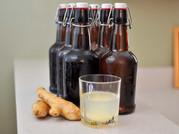 DEB'S ALCOHOL FREE FERMENTED GINGERBEER: