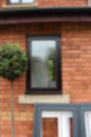 new uPVC modern flush sash windows Kidderminster. Window and door Quotes, designs, installation in Worcestershire and The West Midlands. The Residence Collection windows and doors