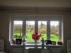 Symmetrical Windows, Roofline, Double Glazing Windows, Double Glazing Doors