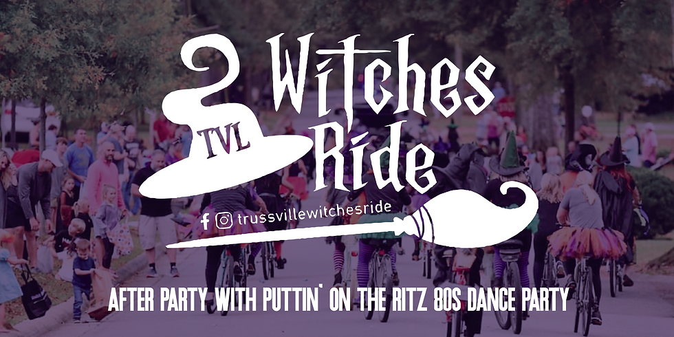 Witches Ride Afterparty