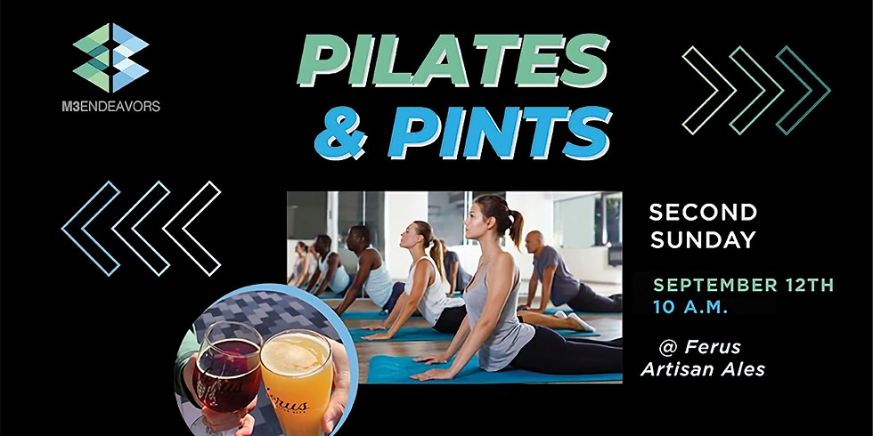 Pilates and Pints