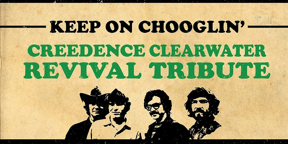 Keep On Chooglin' - CCR Cover Band