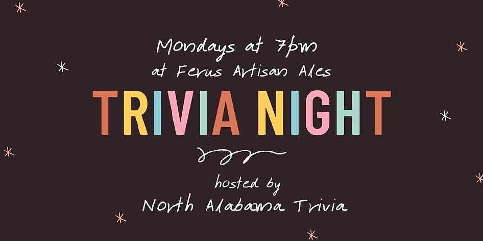 Trivia Night at Ferus