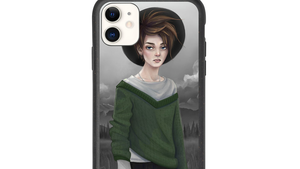 'Witch' Biodegradable phone case
