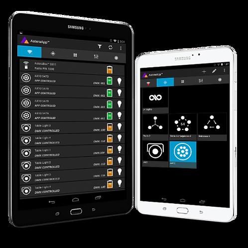 Galaxy Tab - Astera System  (Mietpreis / Tag exkl. MWST)