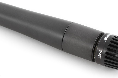 Mikrofon Shure SM 57  (Mietpreis / Tag exkl. MWST)