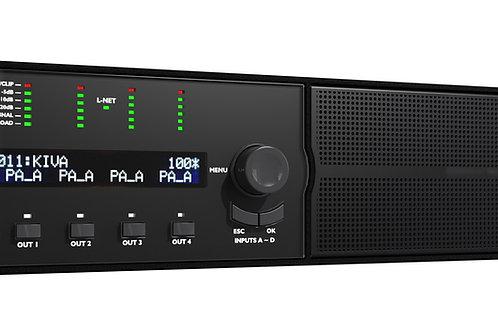 L-Acoustics LA4X Amplified Controller  (Mietpreis / Tag exkl. MWST)