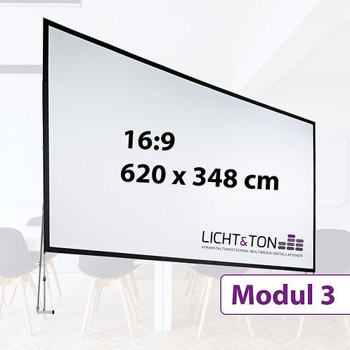 Modul 3: Projektion gross / Indoor