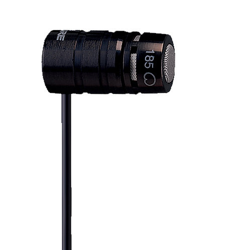 Shure WL 185 Lavaliermikrofon  (Mietpreis / Tag exkl. MWST)