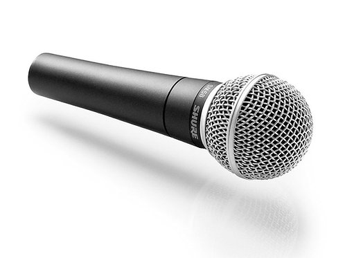 Mikrofon Shure SM 58  (Mietpreis / Tag exkl. MWST)