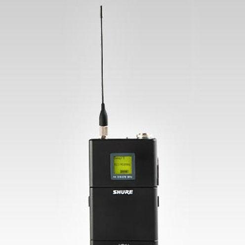 Shure UHF-R /  UR1 Taschensender  (Mietpreis / Tag exkl. MWST)