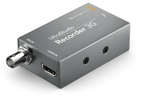 Blackmagic Ultrastudio Recorder 3G (Mietpreis / Tag exkl. MWST)