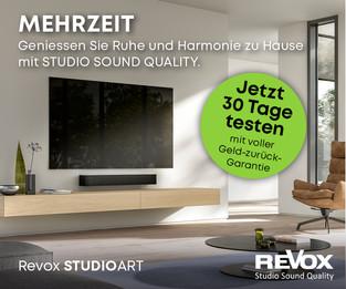 REVOX STUDIO ART JETZT TESTEN